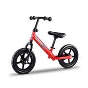 Kids Play - Kids Balance Bike Ride On Toys Bikes Red 40cm