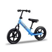 Kids Play - Kids Balance Bike Ride On Toys Bikes Blue 40cm
