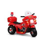 Kids Play - Kids Ride On Motorbike Motorcycle Car Red