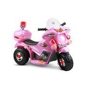 Kids Play - Kids Ride On Motorbike Motorcycle Car Pink
