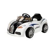 Kids Play - Kids Ride On Car Black & White