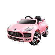 Kids Play - Kids Ride On Car Pink