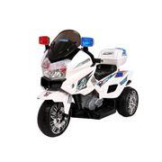 Kids Play - Kids Ride On Motorbike Motorcycle Car White