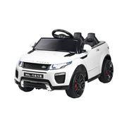 Kids Play - Kids Ride On Car White