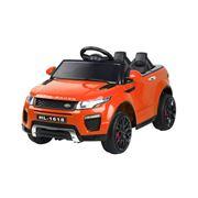 Kids Play - Kids Ride On Car Electric 12V Toys Orange