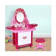 Kids Play - 30 Piece Kids Dressing Table Set Pink