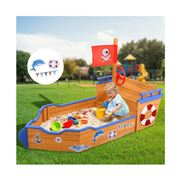 Kids Play - Boat Sand Pit