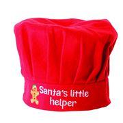 Peter's - Santa's Little Helper Chef's Hat