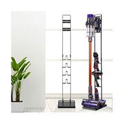Devanti - Freestanding Dyson Vacuum Stand Rack Holder Black