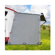 CoolShade - Grey Caravan Privacy Screen 1.95 x 2.2M