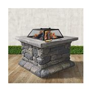 Fotya - Fire Pit Outdoor Table Charcoal Heater