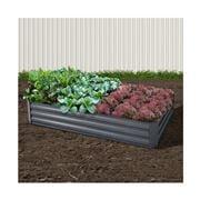 Enchanted Garden - Galvanised Garden Bed Steel Planter 180cm