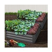 Enchanted Garden - Garden Bed 2pc 120x90x30cm Raised Planter