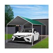 CoolShade - Carports 3m x6m Green