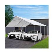 CoolShade - Carports 6m x6m White