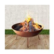 Fotya - Fire Pit Outdoor Heater Charcoal 70cm