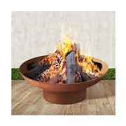 Fotya - Fire Pit Vintage Campfire Outdoor 70cm