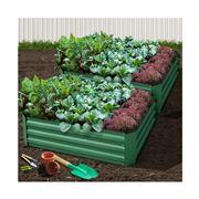 Enchanted Garden - Garden Bed Green Set of 2 120x90cm