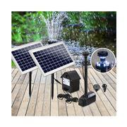 Enchanted Garden - Gardeon 110W LEDSolar Fountain Water Pump