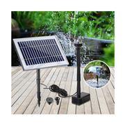 Enchanted Garden - Gardeon 25W Solar Power Water Pond Pump