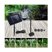 Enchanted Garden - Gardeon 8W Solar Power Pond Pump Outdoor
