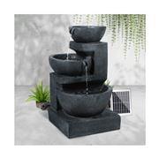 Enchanted Garden - Gardeon Solar Fountain LED Lights