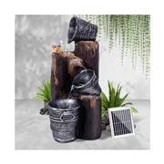 Enchanted Garden - Gardeon Solar Water Fountain