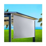CoolShade - Instahut 3m x 2.5m Drop Roll Down Grey