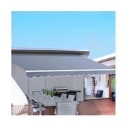 CoolShade - Instahut 4M x 3M Outdoor Folding Arm Pegru