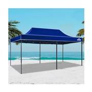 CoolShade - Instahut Gazebo 3x6m Outdoor Tent Blue