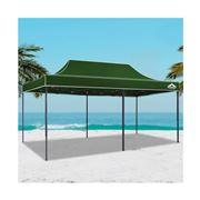 CoolShade - Instahut Gazebo 3x6m Outdoor Tent Green