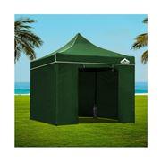 CoolShade - Instahut Gazebo Pop Up 3x3m Green