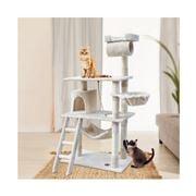 Pawfection - i.Pet Cat Tree 141cm Tower Condo House Beige