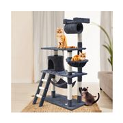 Pawfection - i.Pet Cat Tree 141cm Tower Condo House Wood