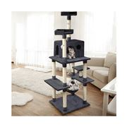 Pawfection - i.Pet Cat Tree 184cm Tower Condo House Wood