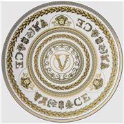 Rosenthal - Versace Virtus Gala Service Plate White 33cm