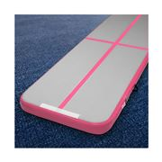 Active Sports - Air Track Mat Gymnastic Kg Pink 3m x 1m