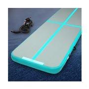Active Sports - Air Track Mat Gymnastic Mint Green 3m x 1m