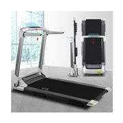 Active Sports - Electric Treadmill Q2S Home Gym Silver