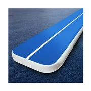 Active Sports - Inflatable Air Track Mat 20cm Blue 4m x 1m