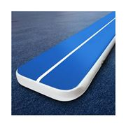 Active Sports - Inflatable Air Track Mat 20cm Blue/White