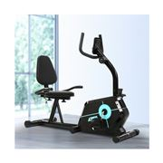 Active Sports - Magnetic Recumbent Exercise Gym Equipment