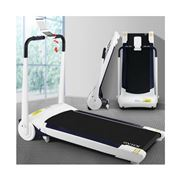 Active Sports - OVICX Electric Treadmill Q1 Home Gym White