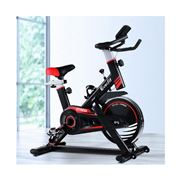 Active Sports - Spin Exercise Bike Black