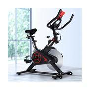 Active Sports - Spin Exercise Bike Flywheel Fitness Black