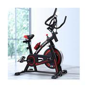 Active Sports - Spin Flywheel Fitness Machine Black