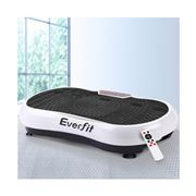 Active Sports - Vibration Machine Plate Platform White