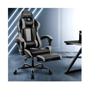 Home Office Design - Chair Black/Grey