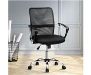 Home Office Design - ChairMesh Chair Mid Back Black