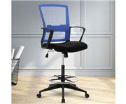 Home Office Design - Drafting Mesh Chair Black